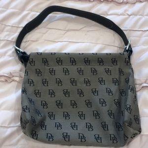 Dooney and Bourne bag-